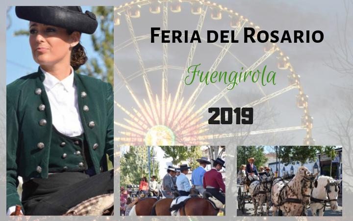 Feria del Rosario 2019 Fuengirola