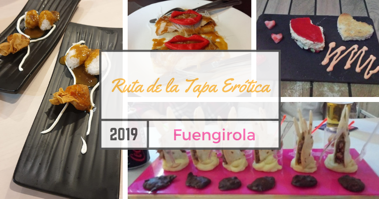 Ruta de la Tapa Erótica 2019 Fuengirola