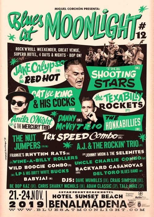 Cartel Blues at Moonlight 2019
