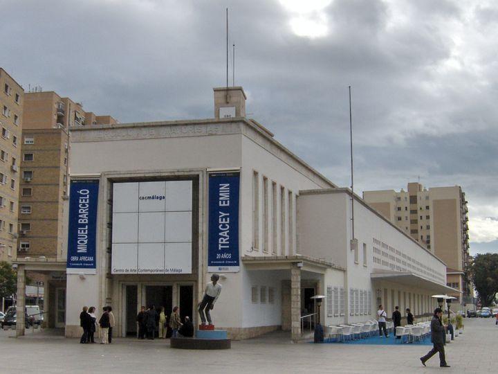 Centro de Arte Contemporaneo Málaga