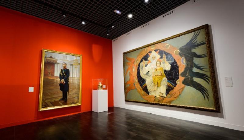 Museo Ruso de San Petesburgo en Málaga