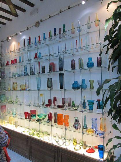 Museo de Vidrio y Cristal en Málaga