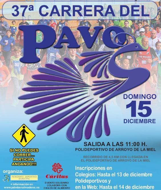 Carrera del Pavo 2019 - Benalmadena