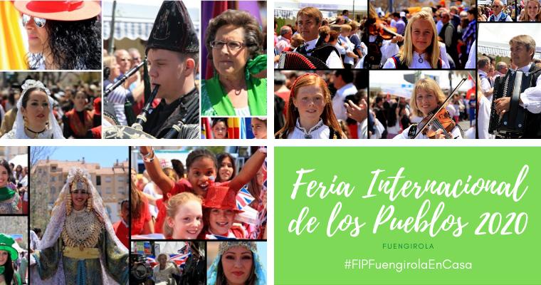 Feria internacional de los Pueblos 2020 Fuengirola