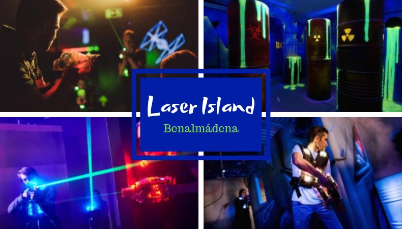Laser Island Benalmádena