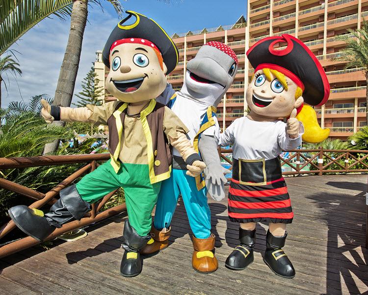 Nuestra mascotas, Pablo, Dizzy y Polly