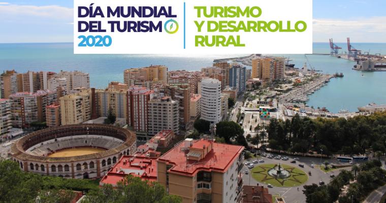 Día Mundial del Turismo 2020 Málaga