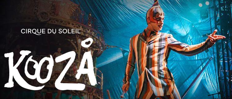 Circo del Sol en Málaga - Kooza