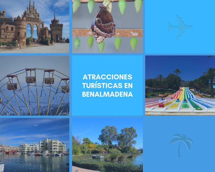 atracciones turísticas en Benalmádena