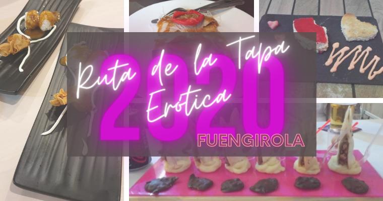 Ruta de la Tapa Erótica 2020 Fuengirola