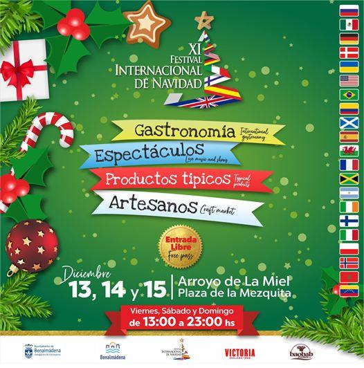 Festival Internacional de Navidad de Benalmádena
