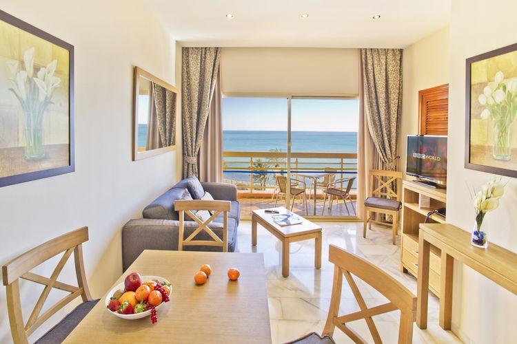 Apartamento de 1 dormitorio exterior vista al mar