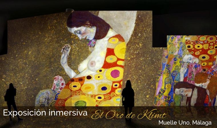 El Oro de Klimt - Muelle uno Málaga